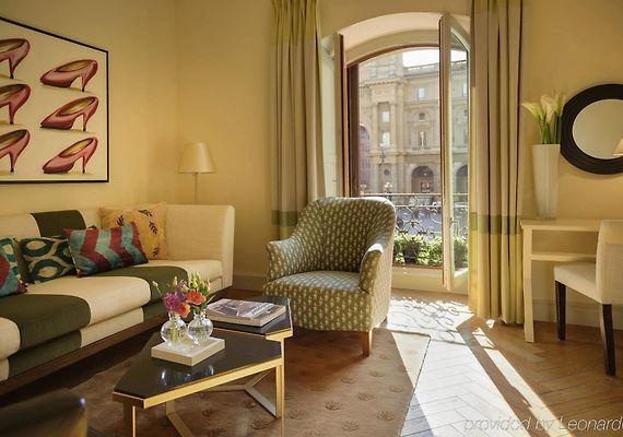 HOTEL SAVOY, FLORENCE *****